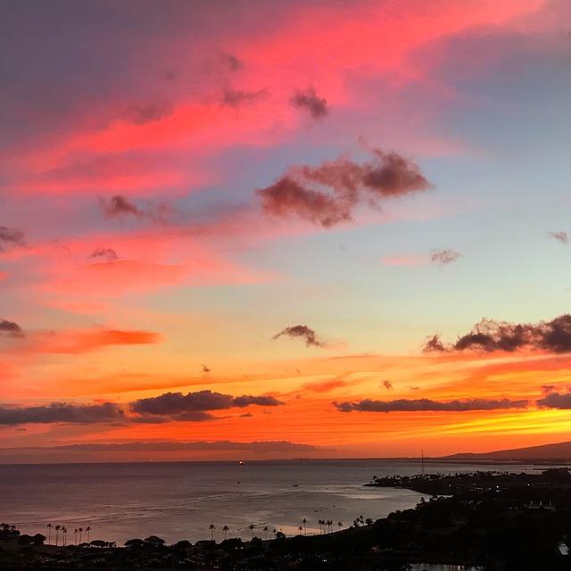 2017年8月22日 獅子座新月②×皆既日食 ハワイからの遠隔アクティベーション 体験談