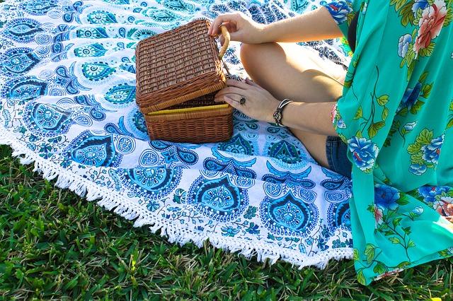 GWのご案内①オトナ女子のピクニック~太陽と大地と自分と繋がる時間~